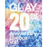 GLAY Live Box Vol.1