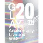 GLAY Live Box Vol.2
